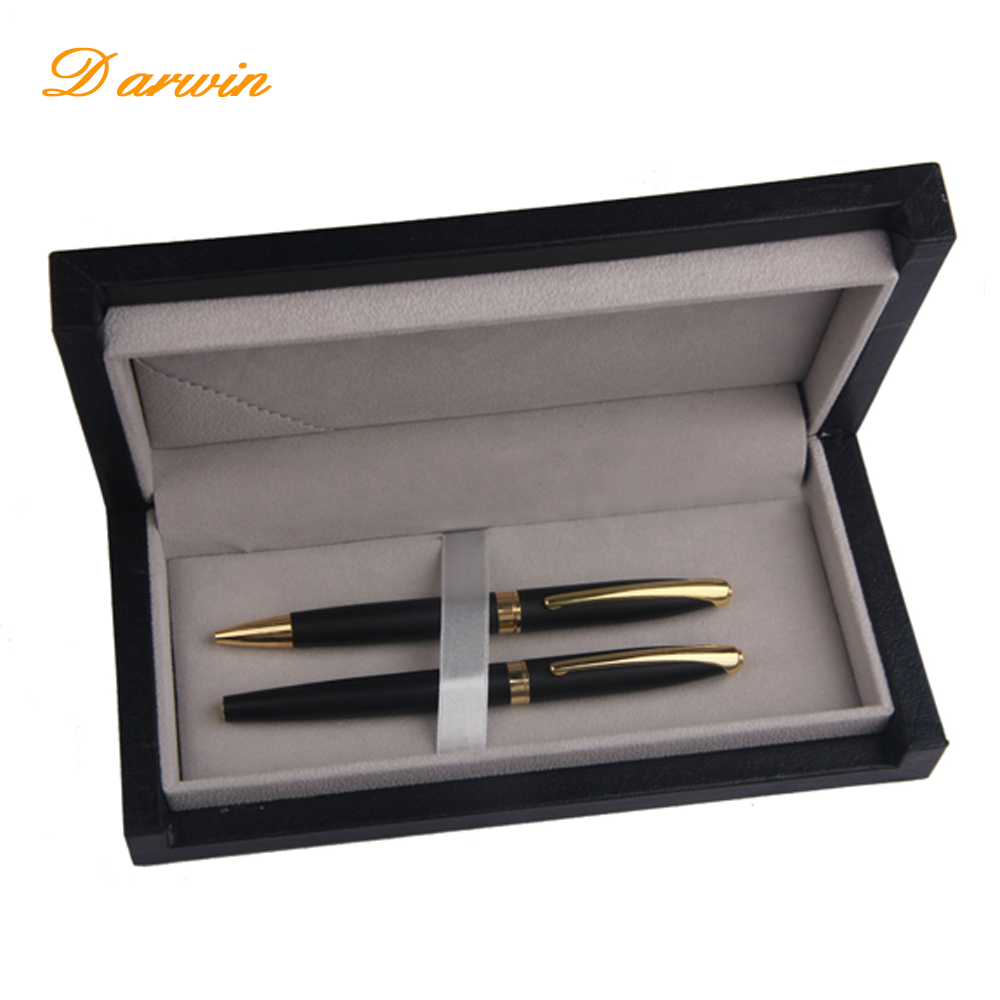Metal pen ink refill metal pen cap metal pen with customized clip