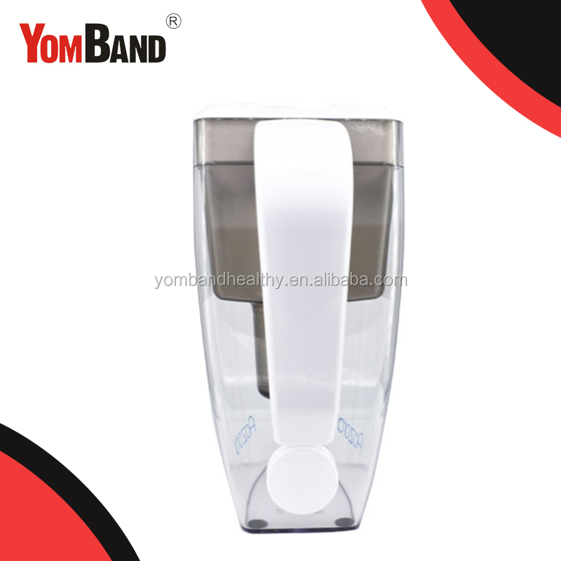 Plastic Mineral Water Pot/water tank /water bottle for water purifier with filter