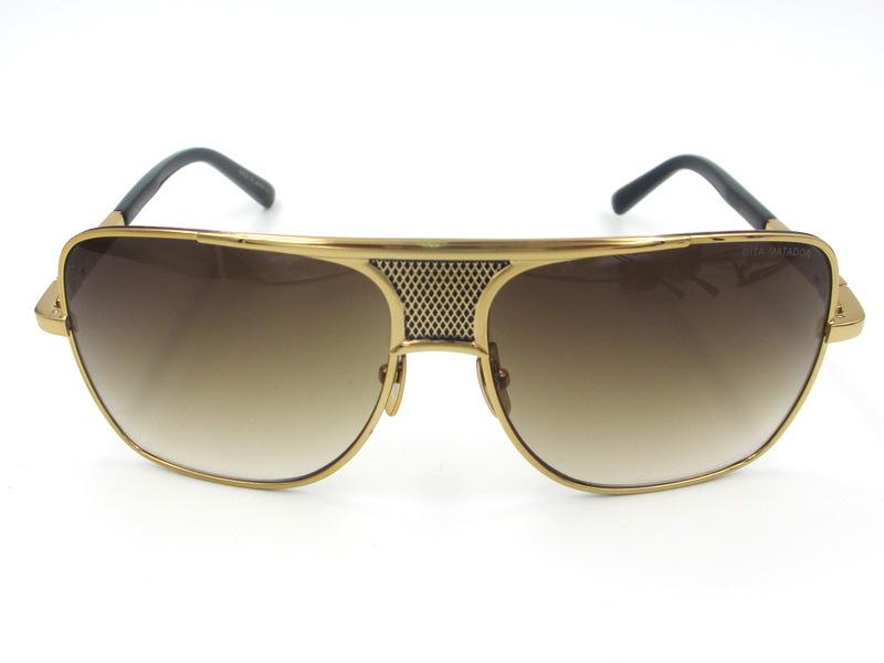 d86b2c9e44f Top Quality Titanium Metal 22K DITA Sunglasses Men DITA MATADOR DRX ...