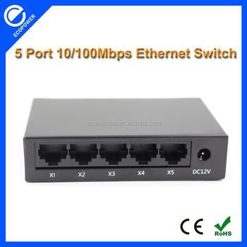 Ethernet hub rj45 4 port network switch buy ethernet switch network switch 5 port ethernet - Ethernet cable hub 4 ports ...