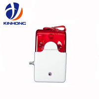 Hot Sale Factory Price Fire Lound Sound Siren Alarm with Flash Light