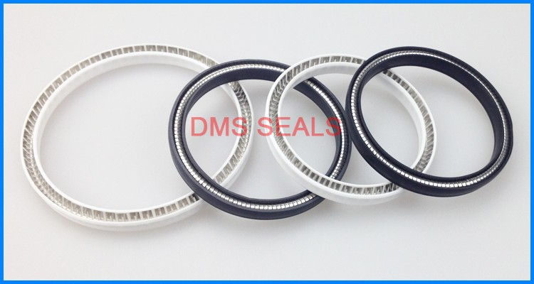 Ptfe piston ring for oil-free air compressor