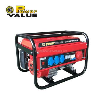 Portable swiss kraft 8500w gasoline generator manual, View