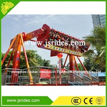 Thrilling games amusement ride kids top spin ride