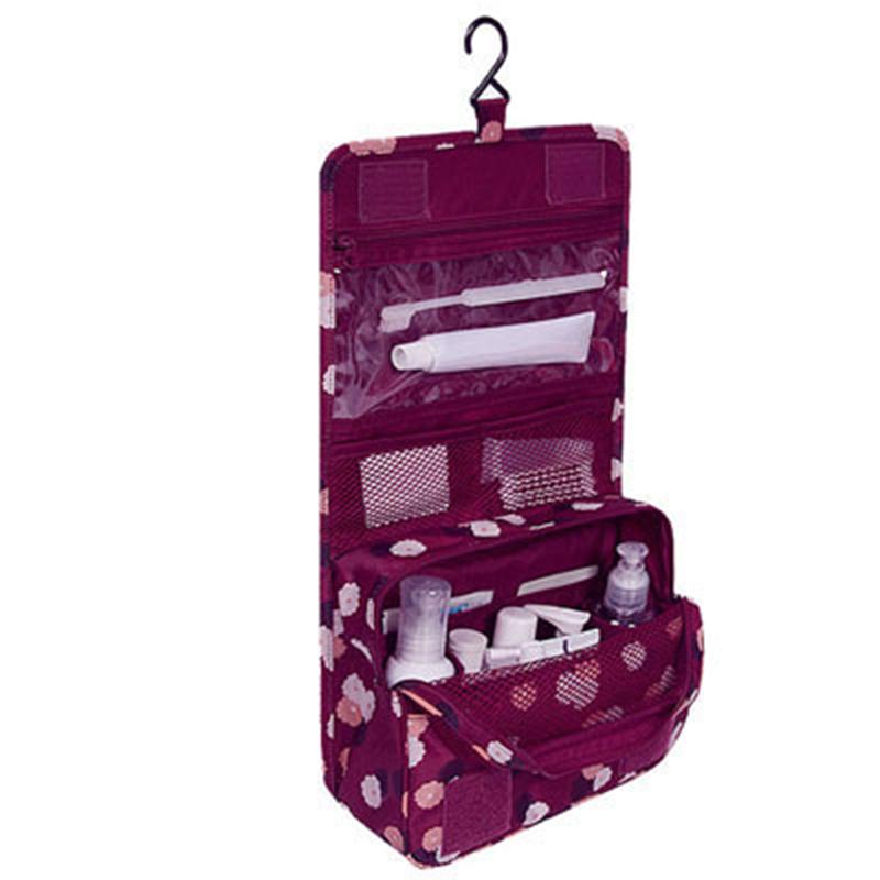 60da3a7ee538 Organisateur De Sac a Main Travel Pouch Waterproof Portable Man ...