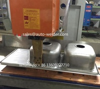 FULL Automatic CNC Kitchen Sink Seam Welder