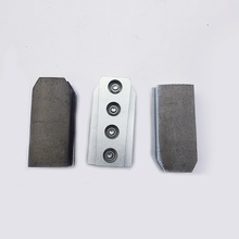 High quality abrasives tools diamond resin fickerts for stone grinding