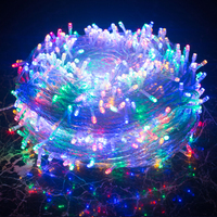 2017 New Design Custom Hot Sell LED Party Starry Outdoor Decoration Christmas Lights