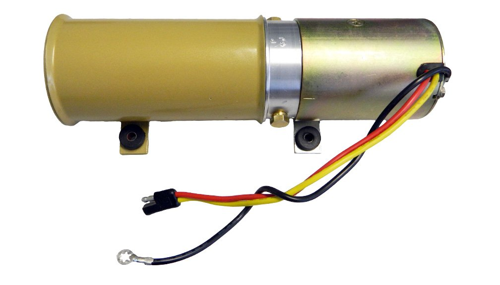 Hydro-E-Lectric High Volume Convertible Top Motor Pump