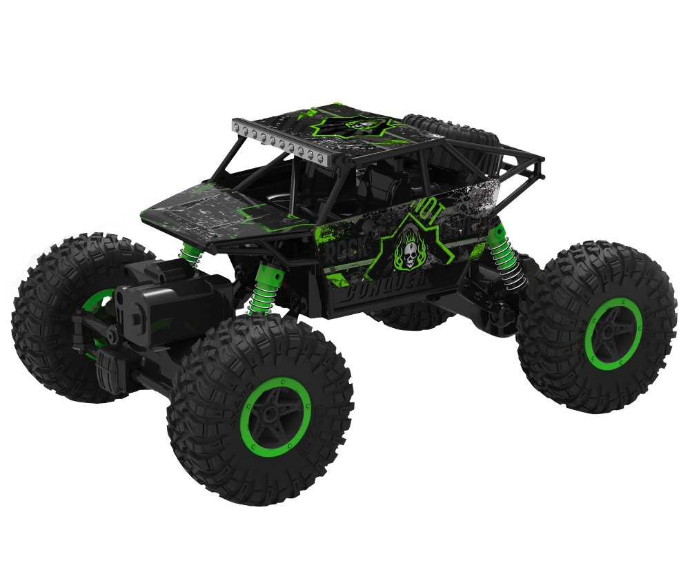 Rock Crawler!2.4G 1:18 RC Crawler Superior off-road performance RC Car 4wd Climbing across 45 degree wall space drift car