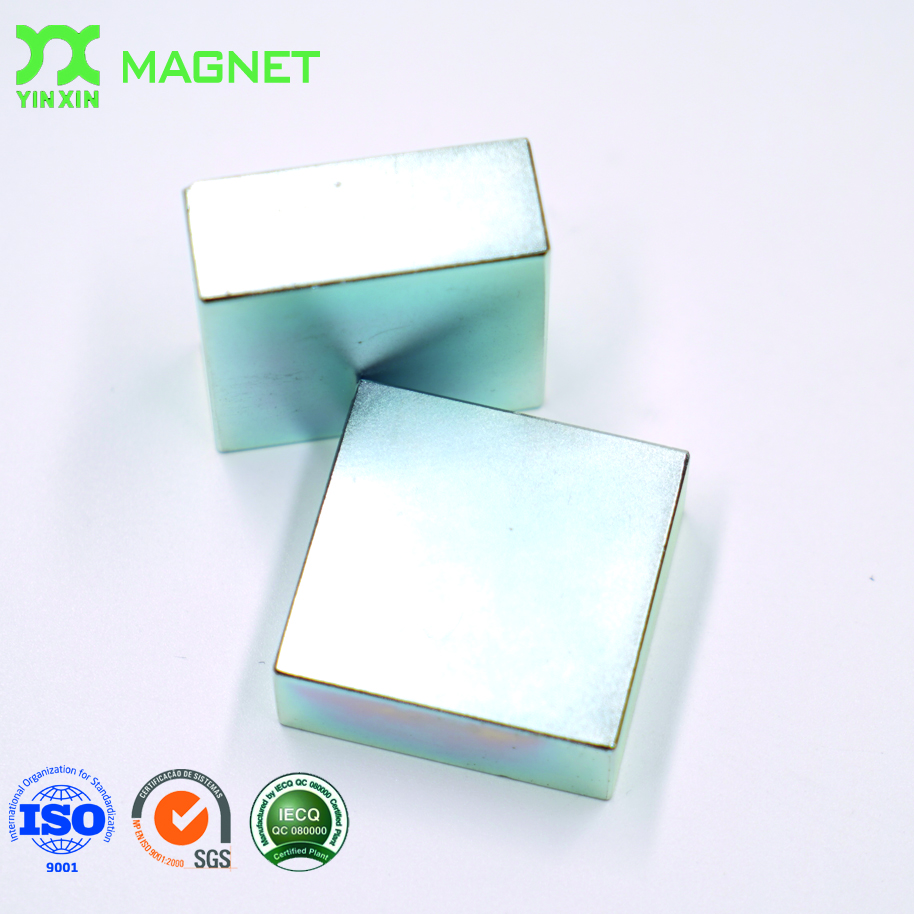 large ndfeb industrial magnetic bar neodimium magnets for magnet paper box