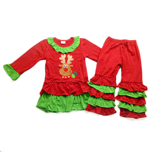 92b2b3bd708c Persnickety Bulk Wholesale Kids Christmas Pajamas