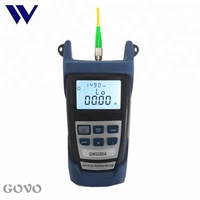 Handheld Fiber Optical Power Meter GW3200A GW3200B Telecommunication and CATV broadcasting