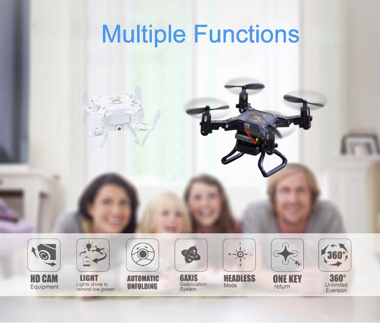 Flytec Camera WiFi 0.3MP FPV Mini Drones RC Helicopter RTF RC Quadcopter Micro Pocket Dron Toy SBEGO 127W RC Drones