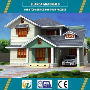 New Design Ready Made Steel Structure Cheap Export Prefab House