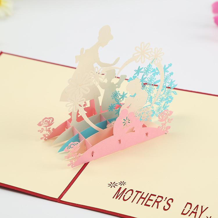 Днем, открытки 3д галерея с днем матери