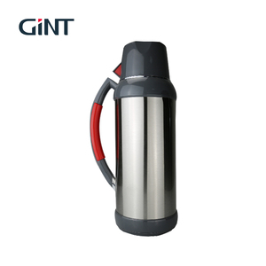 Hot sale 2 litre metal material camping stainless steel vacuum water bottle for sports