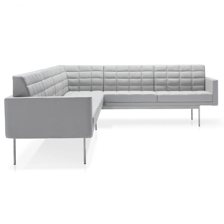 New Design Living Room Furniture / Luxury Leather Sofa Sets wooden sofa set  designs leather white sofa set