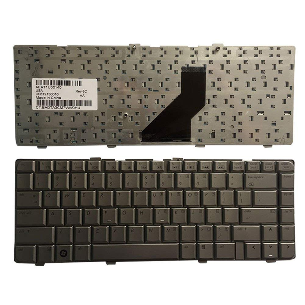 New English Laptop Replacement Keyboard For HP Pavilion DV6000 Series DV6400 DV6500 V6010 DV6700 463052-001 441426-001 US Layout