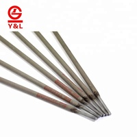 China best arc carbon AWSE6013 welding rod material