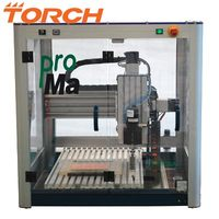 Germany High Precision low cost pcb cnc drilling machine CNC3200A