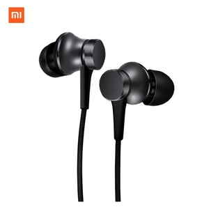 Original Xiaomi Mi Headphones piston 3 In-Ear Headphones Fresh Edition Headset Earphone