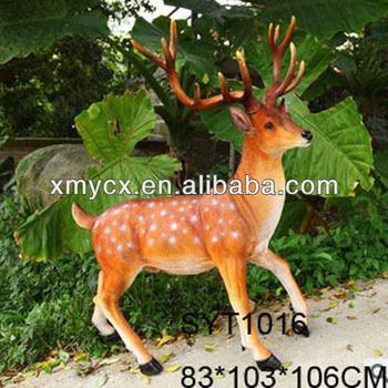 Garden Ornaments Life Size Deer Statues