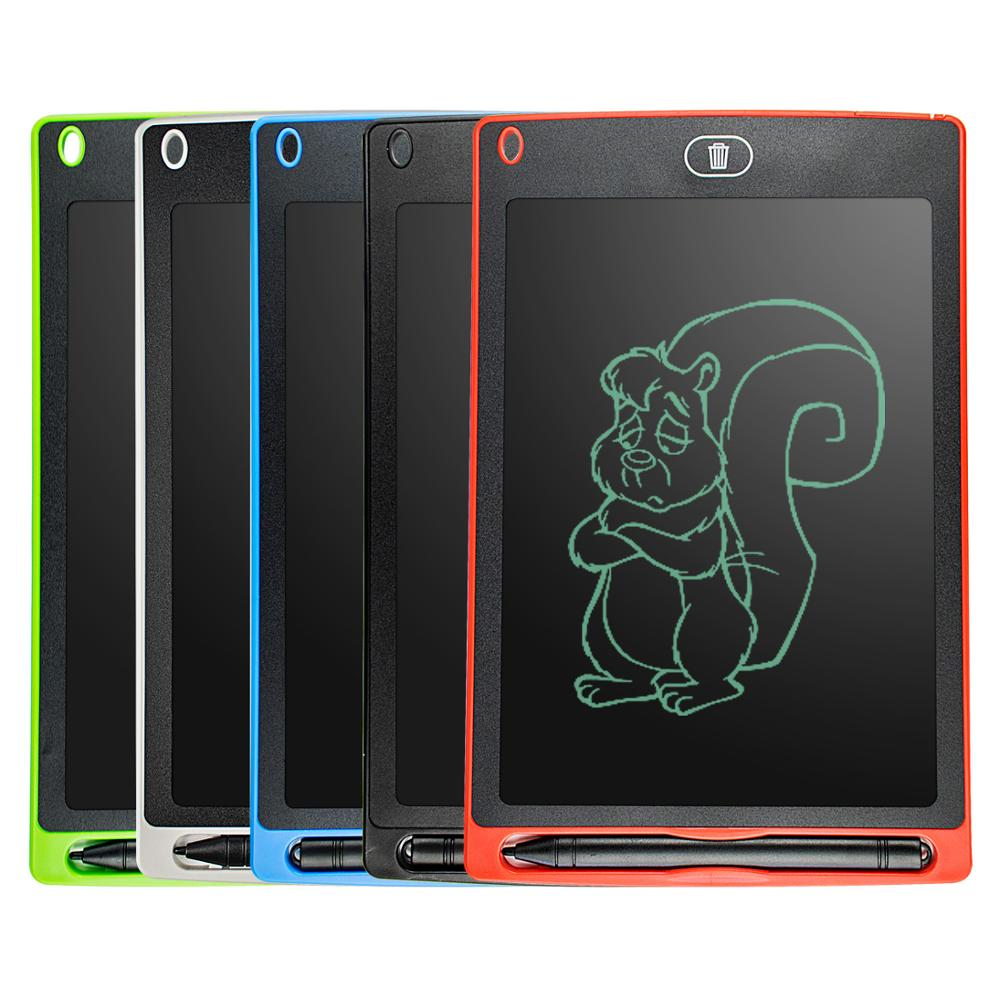 Manufacturer LCD writing tablet 8.5 kids writing tablet graphic tablet good price