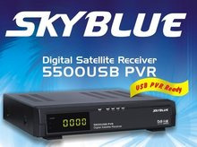 skyblue box - Twin Tuner satellite sharing receiver