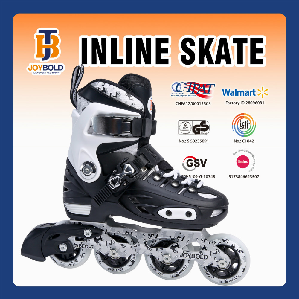China Wholesale Figure Skates, Iceskates For Women Wheel 72mm ABEC-7 JB1309 EN71-3 Certificate