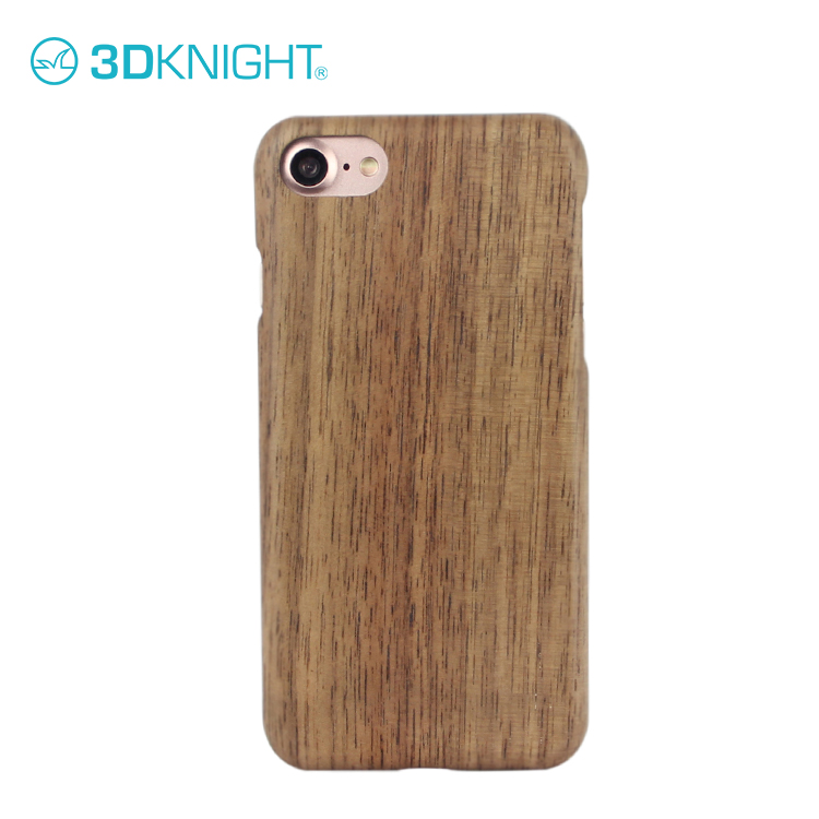 Mobile bamboo cell phone protector case accessories for iphone 7