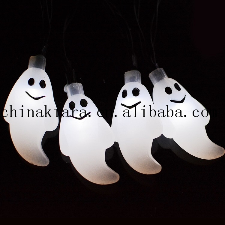 Factory Price Cold White Led Ghost Halloween Decoration