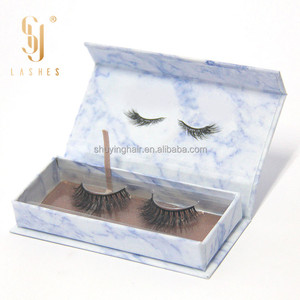 individual mink lashes private packaging false lashes extension