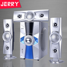 2016 new subwoofer woofer multimedia 2.1/3.1/5.1 computer speaker,professional led light loud woofer speaker