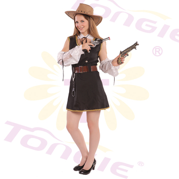 Adult Halloween Carnival Party Western Costumes Sexy Cowgirl Dresses  sc 1 st  Alibaba & Adult Halloween Carnival Party Western Costumes Sexy Cowgirl Dresses ...