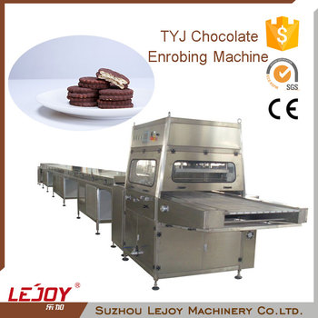 Hot Seller Automatic Chocolate Enrobing Coating Machine
