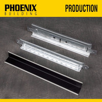 suspended ceiling t grid/ aluminum ceiling grid/dropped ceiling