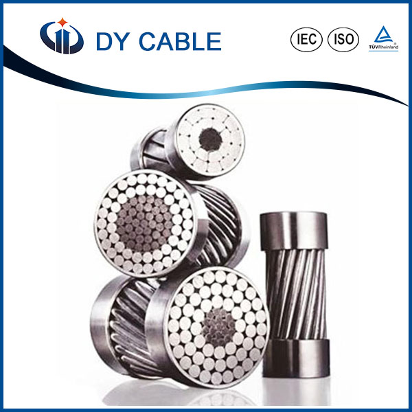ABC Cable Triplex, Aluminum Conductor, XLPE/PE Insulation Bare, AAC/ACSR/AAAC Supporting