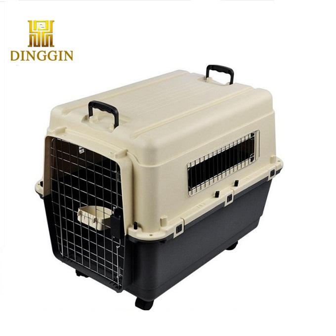 Iata Safe And Secure Dog Travel Crate