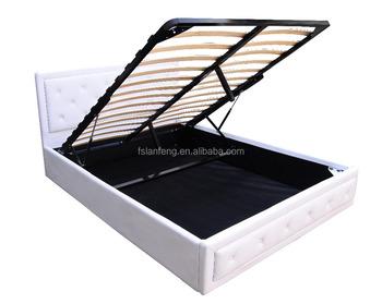 Moderne Hydraulische Gasheber Up Lagerung Bett