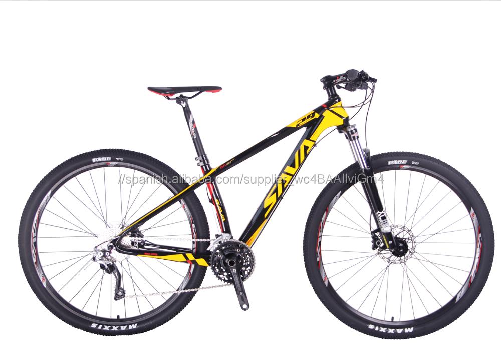 2016 nueva moda modelo de 30 velocidades de 29 pulgadas/fibra de ...