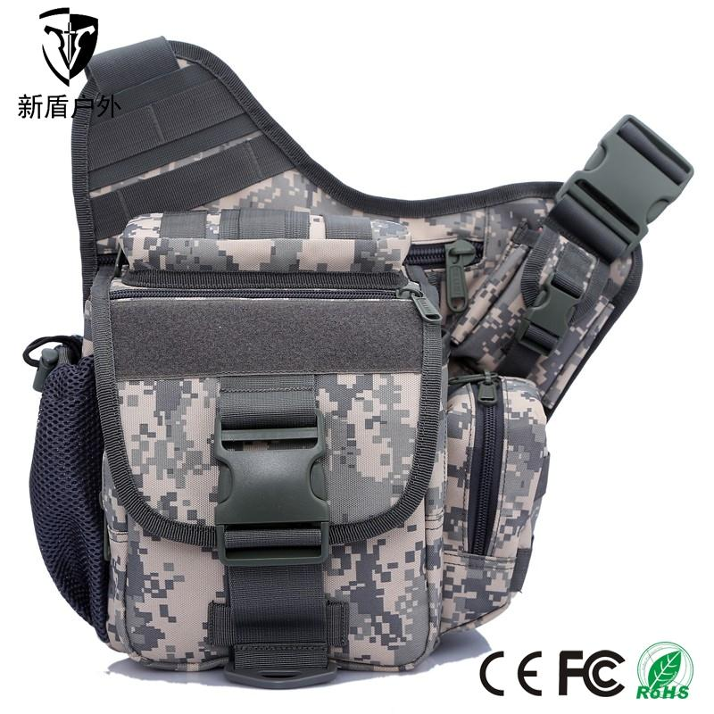 Hot Selling High Quality Camouflage Camera Bag Wholesale