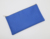 ARTGIMEN Blue Polyester Flat Students Stationery Pouch Zipper School Office Pencil Bag Pen Pencil Case with Zipper