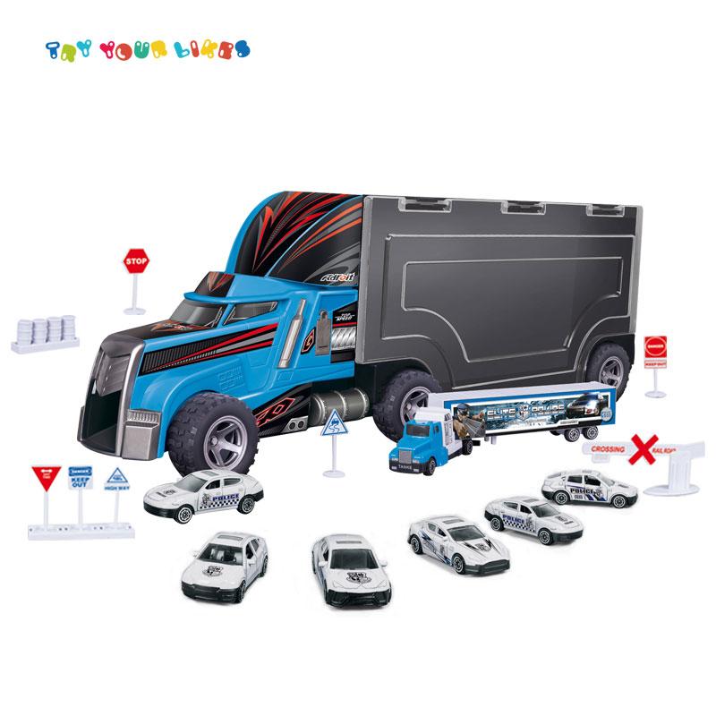 Druckguss Schneemobil Motorrad Pullback Modellauto Kinder Spielzeug Geschenk
