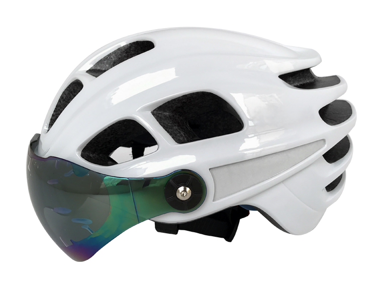 Road Cycling Helmet with Visor 5