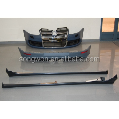 factory manufacturer for vw golf 5 R32 look car body kits