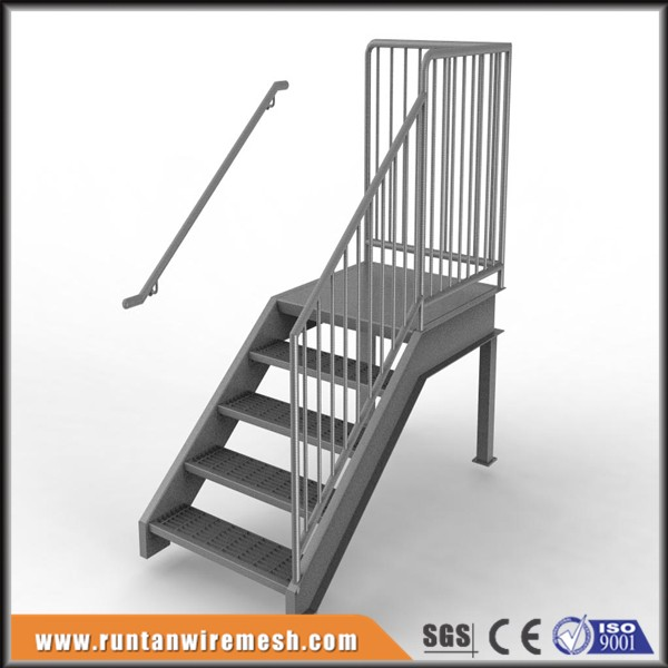 Grid Galvanized Steel Grating Stair Tread   Buy Outdoor Stair Tread Product  On Alibaba.com