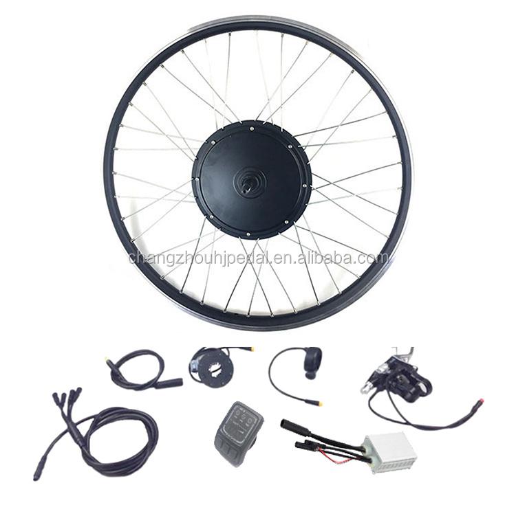 48v 1000w Hub Motor Kit For E Bike Bicycle - Buy E Bike Hub Motor Kit  1000w,Electric Bike Conversion Kit,48v 1000w Electric Bike Wheel Motor Kit