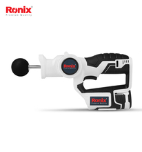 Ronix Neue Design Ohne Nosie12V Li-Ion Cordless Massager Gun massager <span class=keywords><strong>maschine</strong></span> Modell 8802
