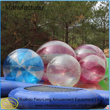 LOL WASSER SPASS ! Schlosssee Event zorbing Water walking Ball Superstar